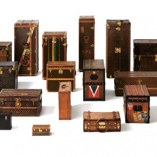 Luksuzni brend putničkih kofera i prtljaga: Legendarna historija brenda Louis Vuitton