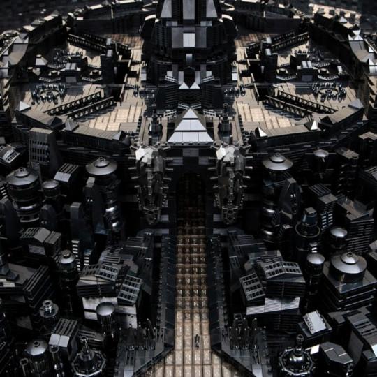 LEGO grad od 100.000 dijelova koji oduzima dah