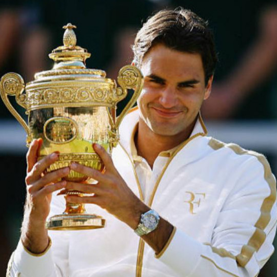 Sat koji mu je obilježio karijeru: Roger Federer i ljubav prema Rolexu