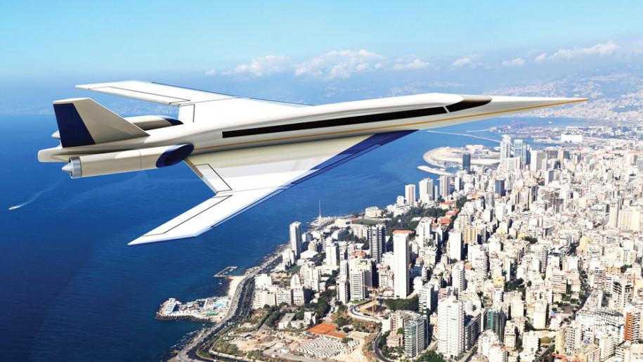Od Londona do New Yorka za 90 minuta: Novi Supersonic Jet za one koji žele biti efikasniji i brži