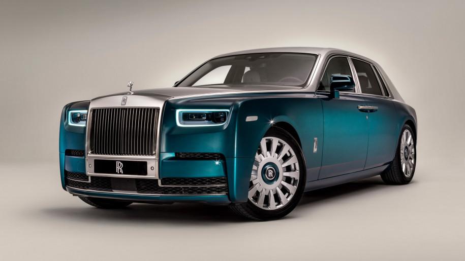 Sve, samo ne i priča o skromnosti: Rolls-Royce Phantom je idealan automobil za one koji vole raskoš