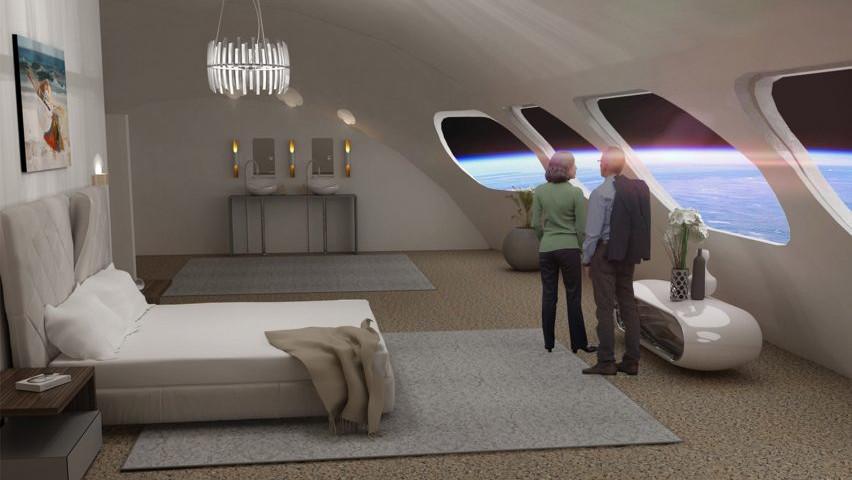 Pogled u budućnost putovanja: Prvi hotel u svemiru trebao bi se otvoriti 2027. godine