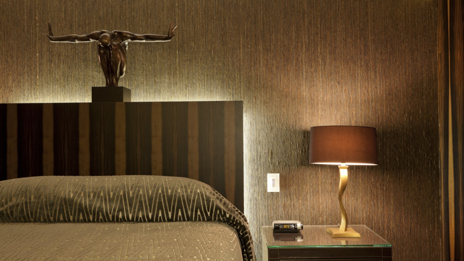 Kako dizajnirati luksuznu spavaću sobu za malo novca?