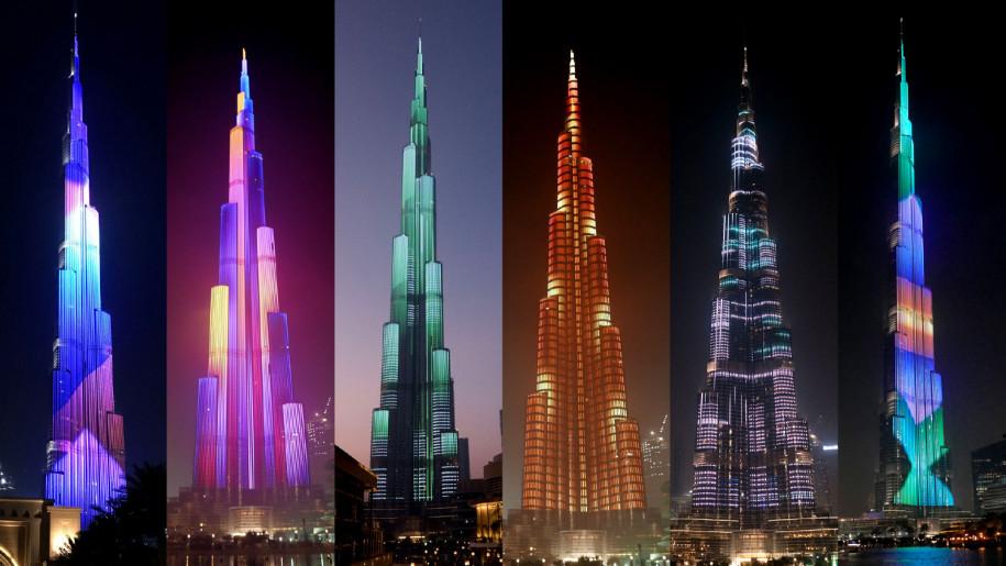Burj Khalifa: Zanimljive činjenice o najvišoj zgradi na svijetu