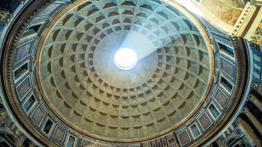 Rimski Panteon: Drevna građevina čija arhitektura zapanjuje i nakon 2,000 godina