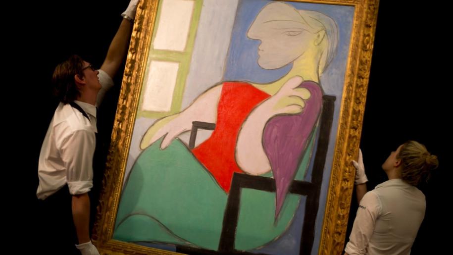 Portret Picassove ljubavnice će biti izložen na aukciji za 55 miliona dolara