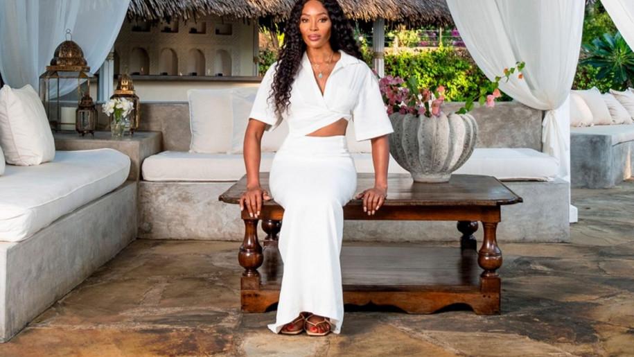 Zavirite u luksuznu vilu Naomi Campbell u Kenyi