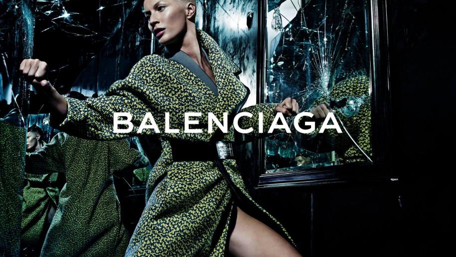 Nešto više o Balenciagi...