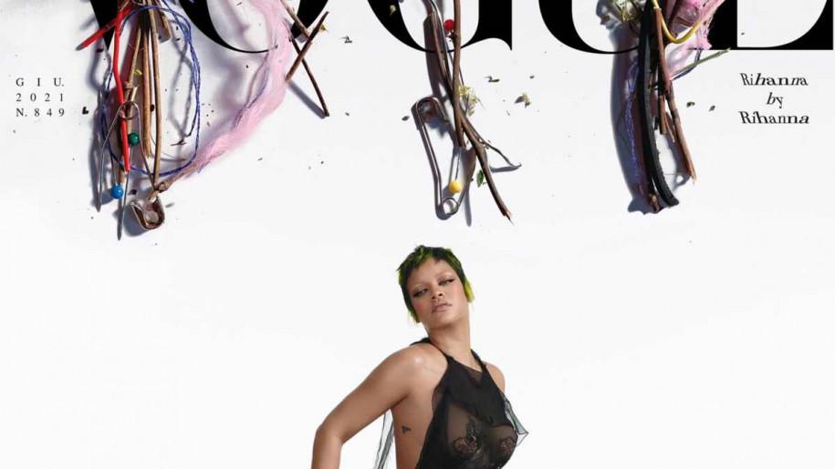 Rihanna opet dominira: Pjevačica se sama sredila i pozirala za Vogue Italia